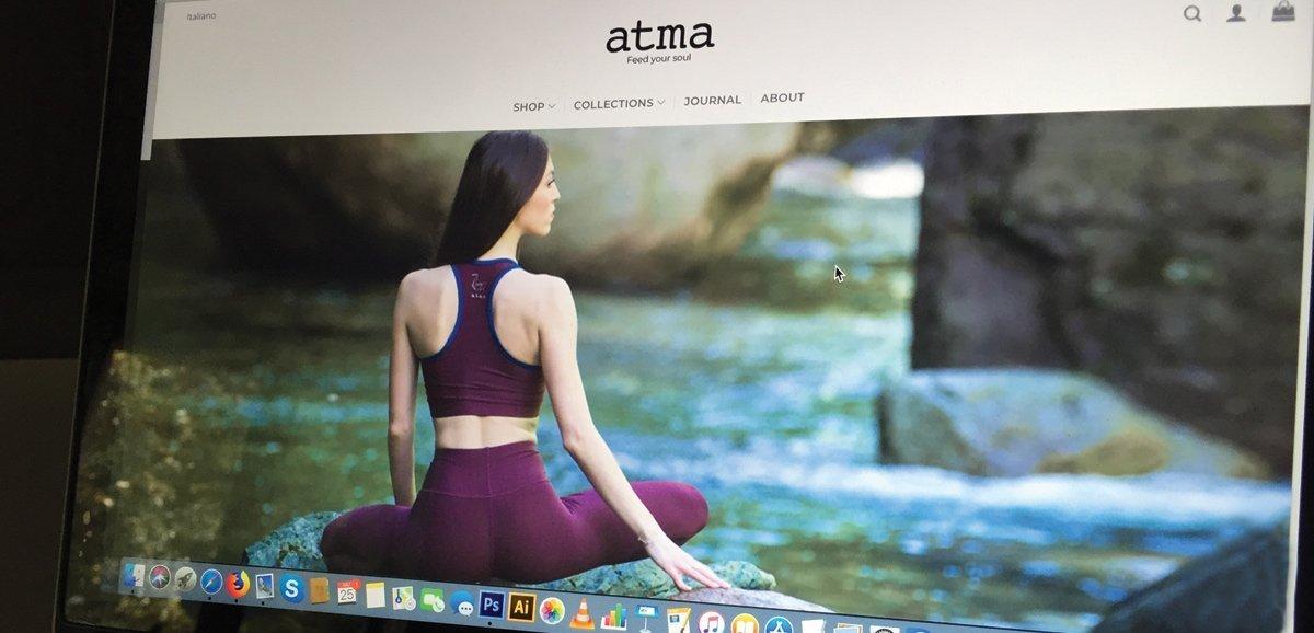 Nuovo sito web Atma
