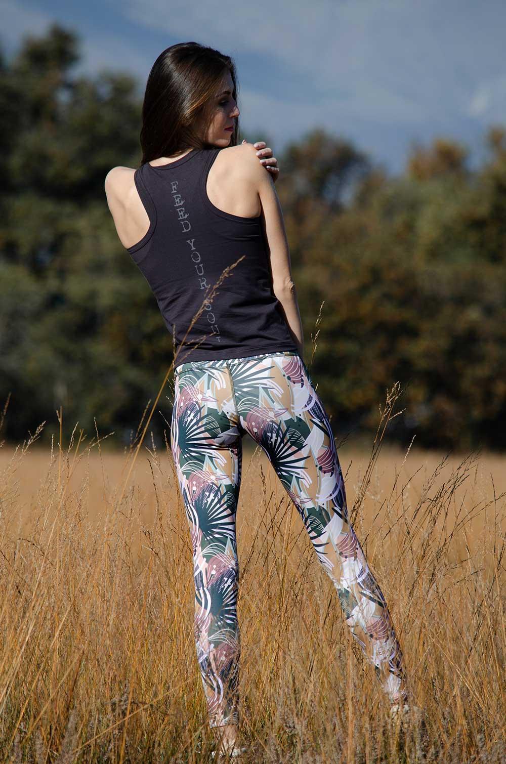 abbigliamento yoga consapevole made in italy atma feed your soul