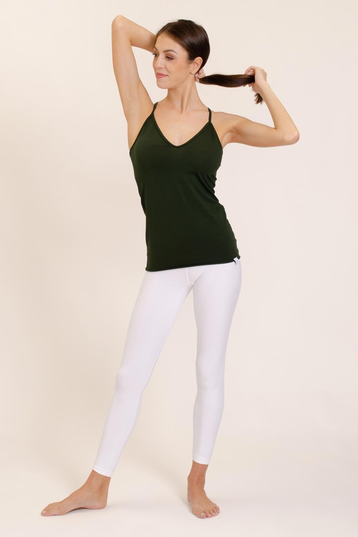 abbigliamento yoga consapevole made in italy atma feed your soul modal cotton